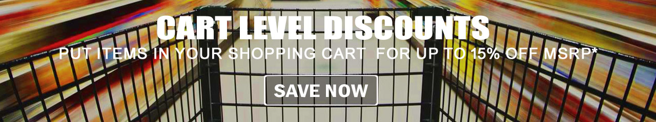 Cart Level Discounts