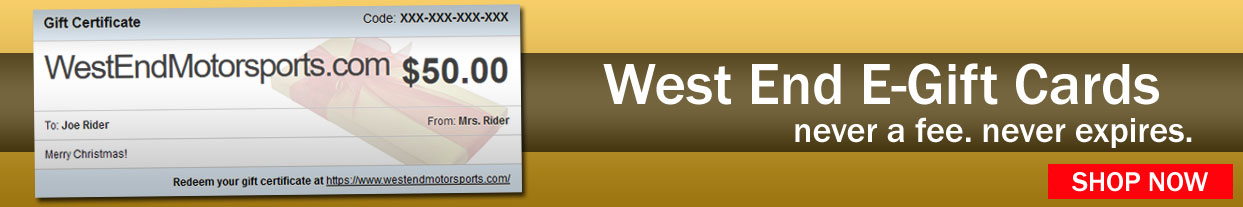 West End Gift Card