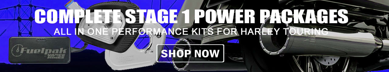 Stage 1 Power Packages